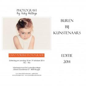 Buren Bij Kunstenaars - 2014