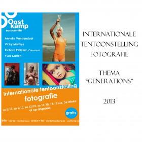 Internationale Tentoonstelling Fotografie - 2013