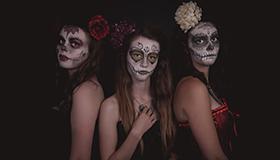 PhotograVi - Día De Los Muertos